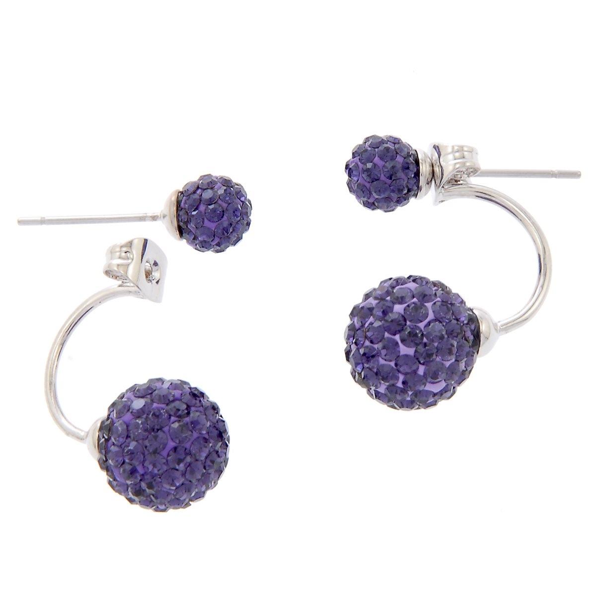 Purple Velvet Crystal