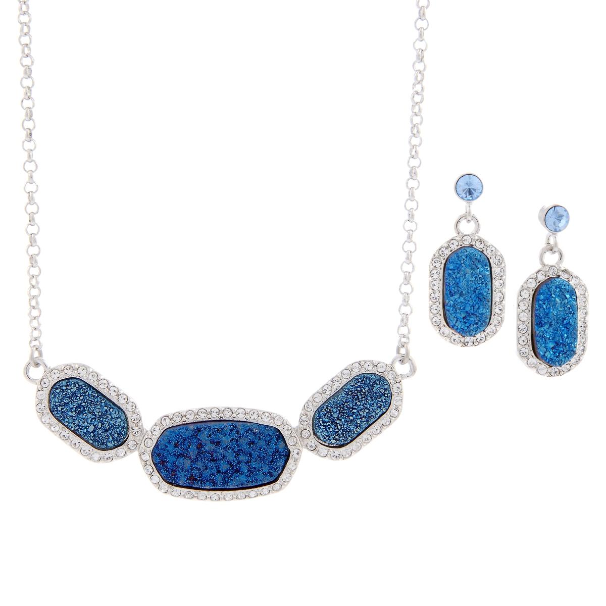 Dark Blue Crystal